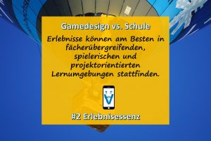 Read more about the article #2 Erlebnisessenz