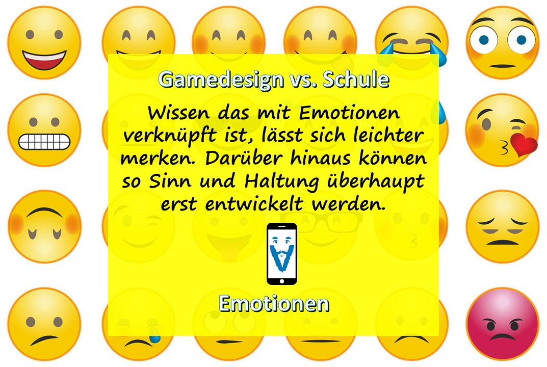 Read more about the article #1 Emotionen
