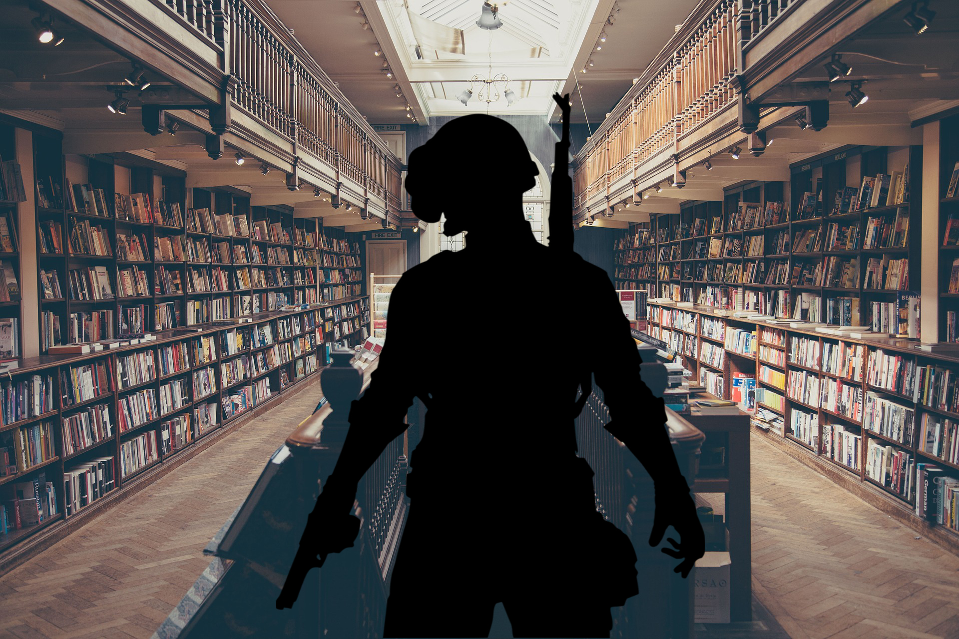 Read more about the article Fortnite in der Bibliothek?