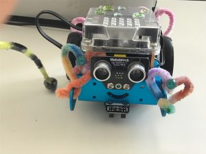 Read more about the article mBot/Coding/Gamedesign – Workshop in Göppingen