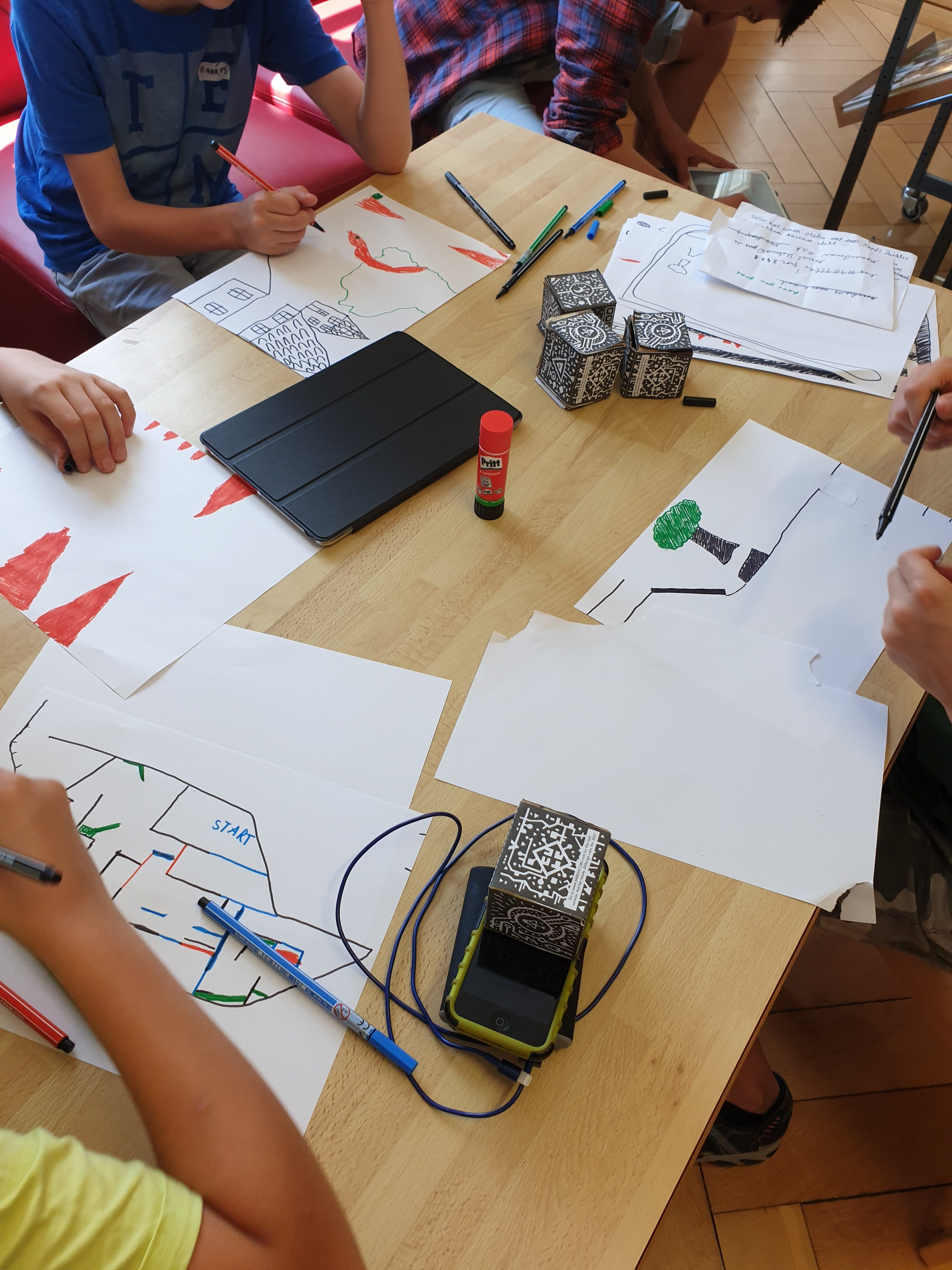 Read more about the article Digitale Spielewelten in Stockach